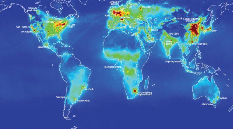 Uitstoot CO-2 vliegtuigen niet in Parijs-akkoord
